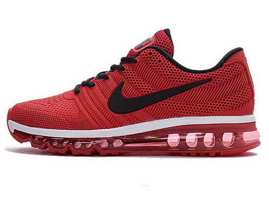 Mens Nike Air Max 2017 Kpu Red Black Online Shop