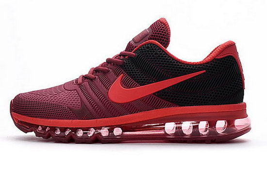 Mens Nike Air Max 2017 Kpu Wine Black Spain
