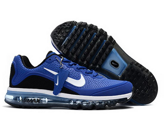 Mens Nike Air Max 2017.5 Blue Black Uk
