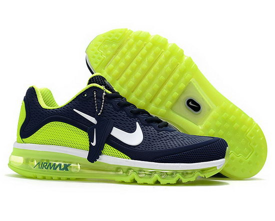 Mens Nike Air Max 2017.5 Dark Blue Green Poland
