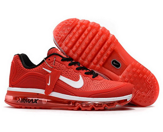 Mens Nike Air Max 2017.5 Red White Online Store