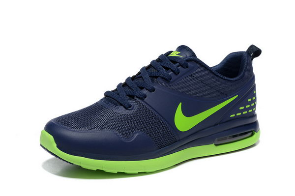 Mens Nike Air Max 87 Sb Dark Blue Fluorescent Green Korea