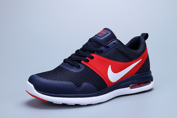 Mens Nike Air Max 87 Sb Dark Blue Red White Czech