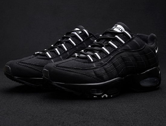 Mens Nike Air Max 95 Black White 40-45 Factory Store