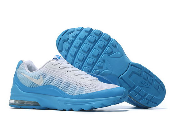 Mens Nike Air Max 95 Invigor Print Blue White 40-45 Low Price