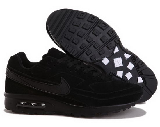 Mens Nike Air Max Bw All Black Switzerland