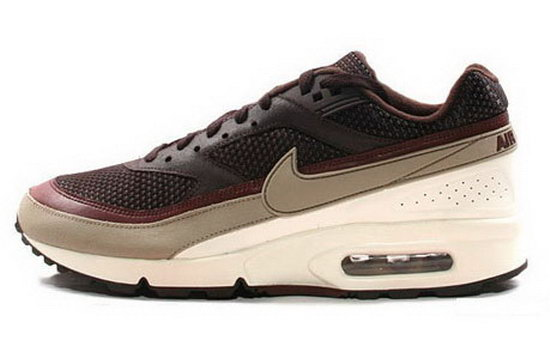 Mens Nike Air Max Bw Coffee White Usa
