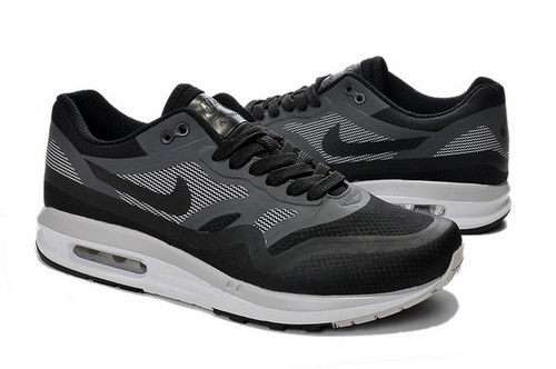 Mens Nike Air Max Lunar 1 Black Grey Japan