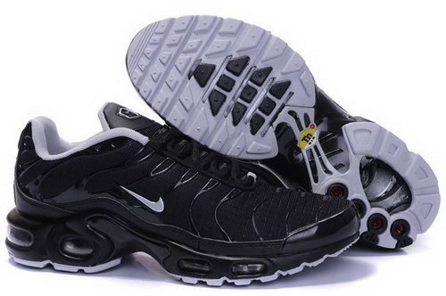 Mens Nike Air Max Tn Black White 3 Low Cost