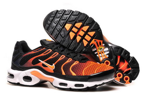 Mens Nike Air Max Tn Orange White Black Factory Outlet