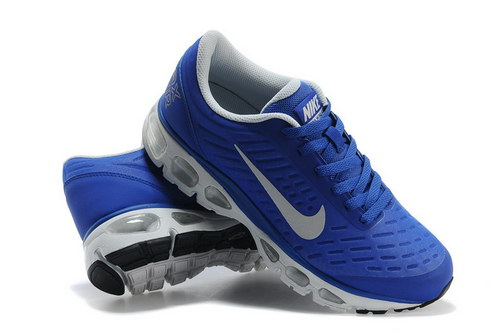 Mens Nike Air Max Tailwind 5 Bao Blue White Closeout