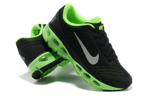 Mens Nike Air Max Tailwind 5 Black Green White Netherlands