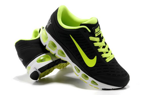 Mens Nike Air Max Tailwind 5 Black Green Low Cost