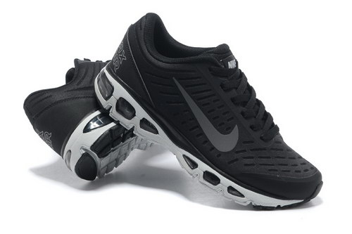 Mens Nike Air Max Tailwind 5 Black Sliver Discount Code