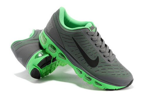 Mens Nike Air Max Tailwind 5 Grey Green Black Ireland