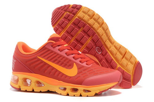Mens Nike Air Max Tailwind 5 Red Orange On Sale