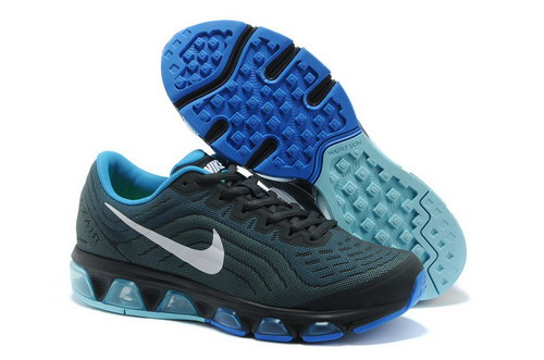 Mens Nike Air Max Tailwind 6 Black Blue Review
