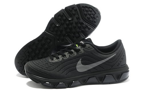 Mens Nike Air Max Tailwind 6 Black Grey Inexpensive