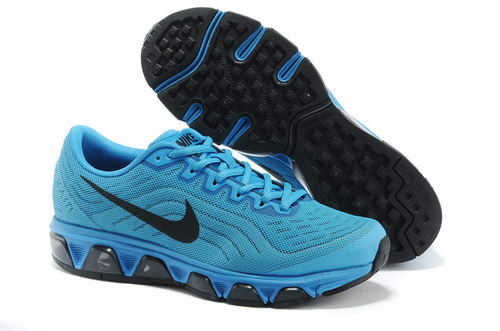 Mens Nike Air Max Tailwind 6 Blue Black Italy