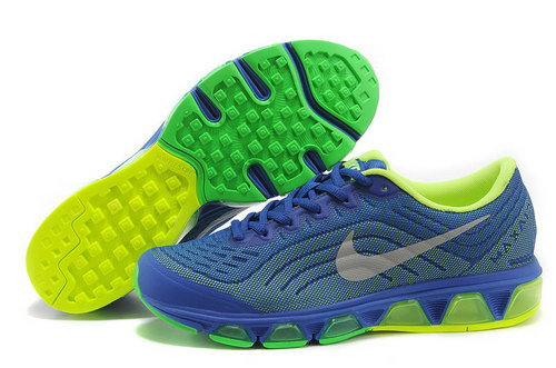 Mens Nike Air Max Tailwind 6 Blue Green Coupon