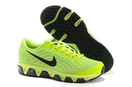Mens Nike Air Max Tailwind 6 Green Black Canada