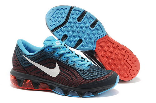 Mens Nike Air Max Tailwind 6 Red Blue Uk