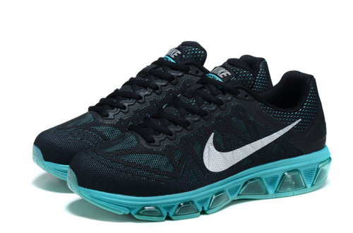 Mens Nike Air Max Tailwind 7 Black Blue White Japan
