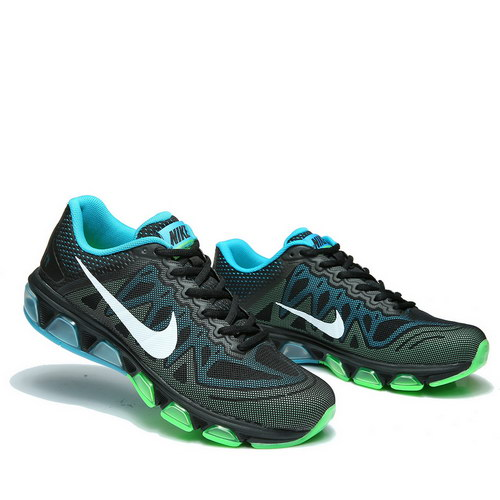 Mens Nike Air Max Tailwind 7 Black Blue Usa