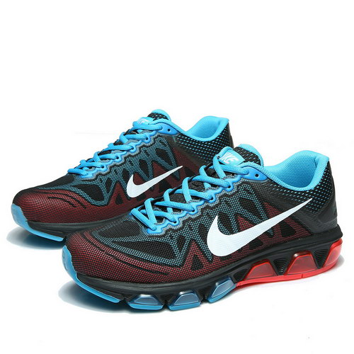 Mens Nike Air Max Tailwind 7 Dark Blue White Low Cost