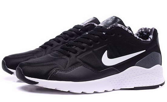 Mens Nike Air Pegasus 92 Black White 40-46 Closeout