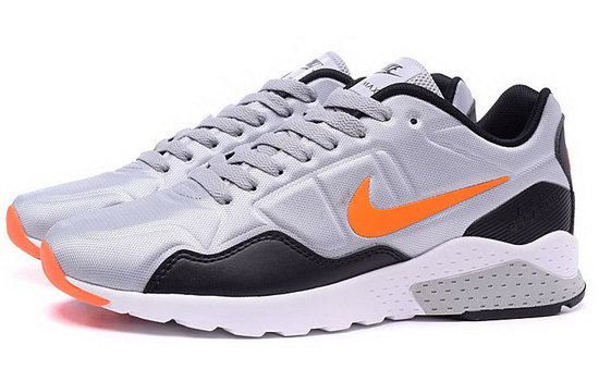 Mens Nike Air Pegasus 92 Grey Black Orange 40-46 Netherlands