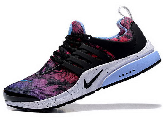 Mens Nike Air Presto 4d Black Blue 40-45 Norway