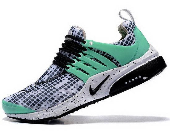 Mens Nike Air Presto 4d Black Green 40-45 Spain