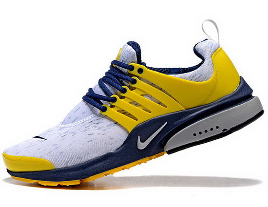 Mens Nike Air Presto 4d Dark Blue Yellow 40-45 Review