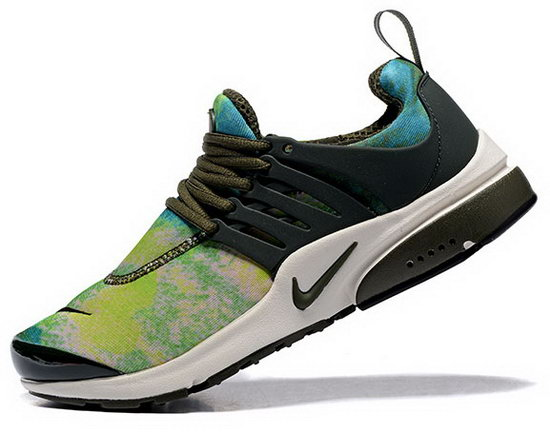 Mens Nike Air Presto 4d Military Green 40-45 Factory Outlet