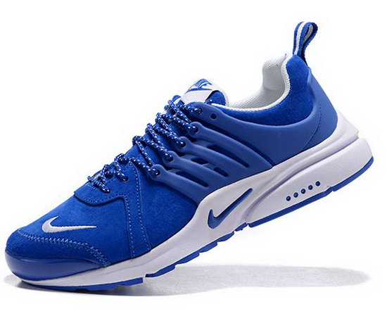 Mens Nike Air Presto Anti-fur Blue White 40-46 Coupon