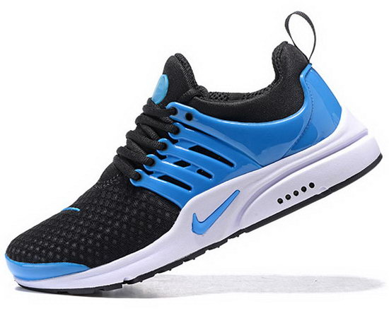 Mens Nike Air Presto Black Blue 40-46 Promo Code