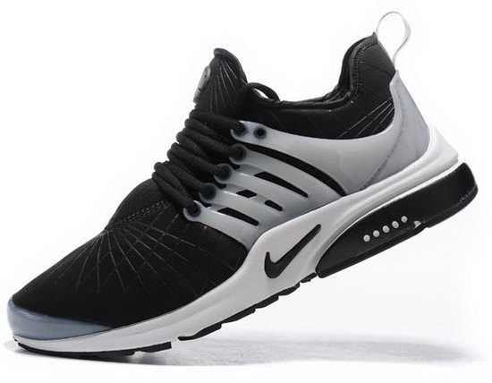 Mens Nike Air Presto Black Spider White 40-46 Netherlands