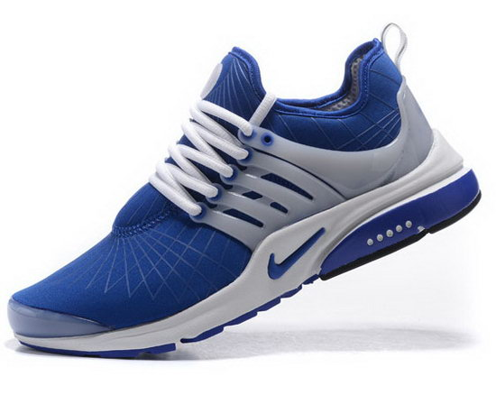 Mens Nike Air Presto Blue Spider White 40-46 Best Price