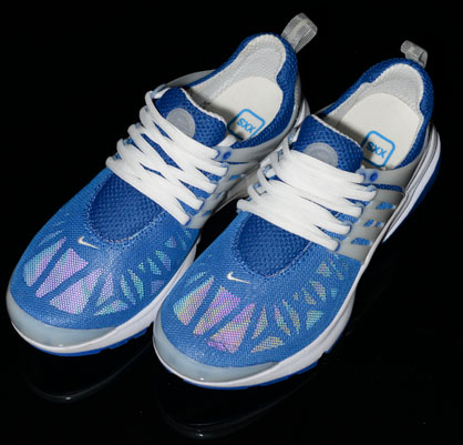 Mens Nike Air Presto Blue White 40-45 Discount Code