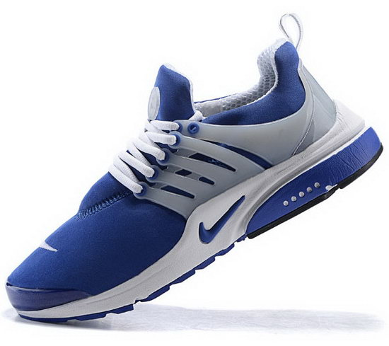 Mens Nike Air Presto Blue White 40-46 Outlet