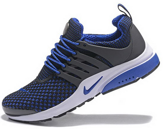 Mens Nike Air Presto Flyknit Black Blue 40-46 Canada
