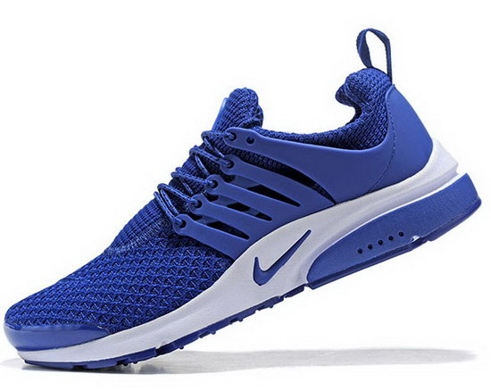 Mens Nike Air Presto Flyknit Blue White 40-46 Switzerland