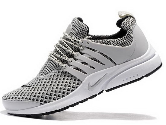 Mens Nike Air Presto Flyknit Grey Black 40-46 Sale