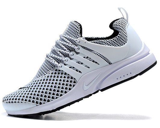 Mens Nike Air Presto Flyknit White Black 40-46 For Sale