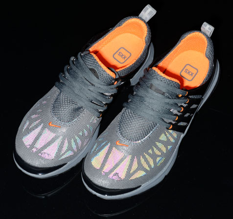 Mens Nike Air Presto Grey Orange 40-45 Factory Store