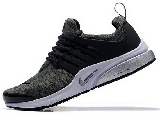 Mens Nike Air Presto Grey Silver 40-46 Outlet Online