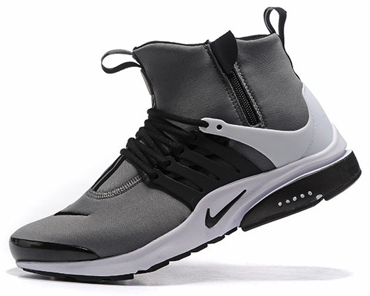 Mens Nike Air Presto Mid Grey Black 40-45 Online Shop