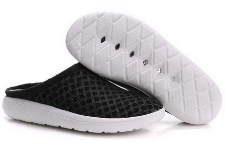 cheap for discount d21a8 bf806 Mens Nike Air Rejuven8 Mule 2 Sandals Black White Netherlands