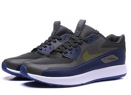 Mens Nike Air Zoom 90 It Army Green Low Cost
